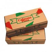 Calzone box, klein, 27 x 15 x 7 cm