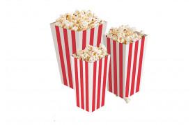 Popcorn vierkant