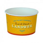 Soup cup, enkelwandig 470ml/16oz, soepbeker