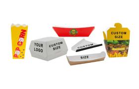 Food karton custom