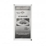 maxi verfrissingsdoekje rechthoekig, voor eettafel