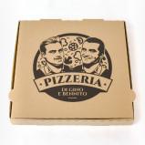 Pizzadoos, 320 x 320 x 35 mm