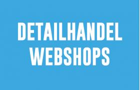Detailhandel & webshops