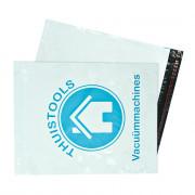 Mailbag, 35 x 45 + 5 cm klep, 60 my