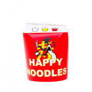 Noodle beker enkelwandig 26oz/750CC, foldtop